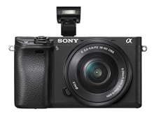 SONY Alpha A6300 Mirrorless Digital Camera With 16-50mm OSS Lens
